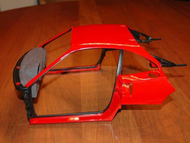 Точность миниатюрные Ferrari F40